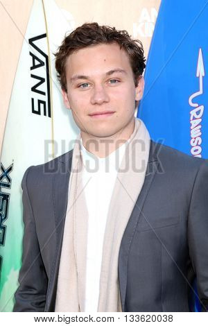 LOS ANGELES - JUN 8:  Finn Cole at the Animal Kingdom Premiere Screening at the The Rose Room on June 8, 2016 in Venice Beach, CA