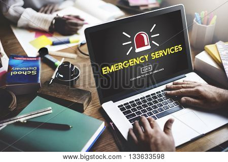 Emergency Services Accidental Crisis Critical Risk Concept