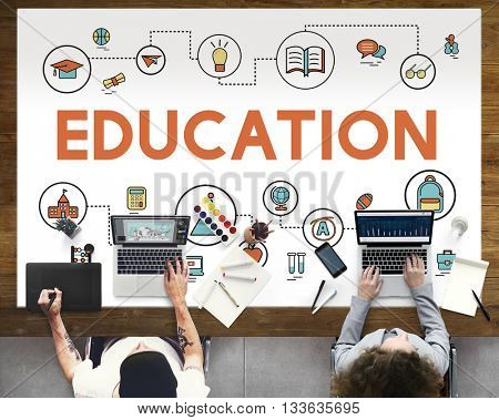 Education Study Learning Knowledge Information Concept