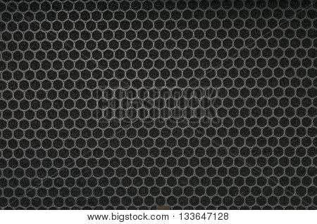 Background Of Carbon Filter For Air Ventilation System.