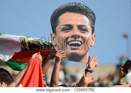 Chichiarito Face Mask During Copa America Centenario