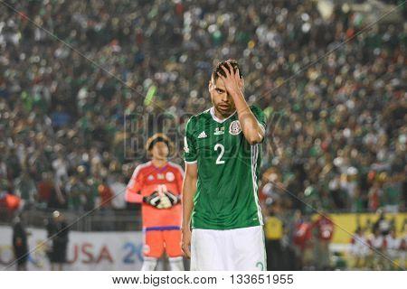 Nestor Araujo  During Copa America Centenario