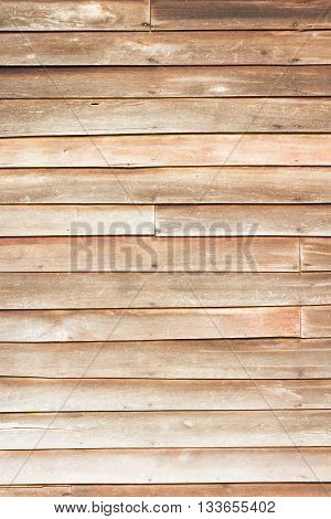 horizontal lines wooden wall beautiful texture background.