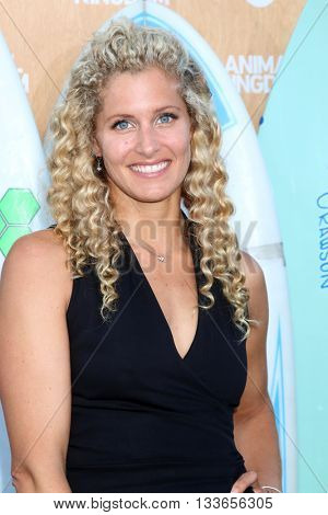 LOS ANGELES - JUN 8:  Lindsey Jacobellis at the Animal Kingdom Premiere Screening at the The Rose Room on June 8, 2016 in Venice Beach, CA
