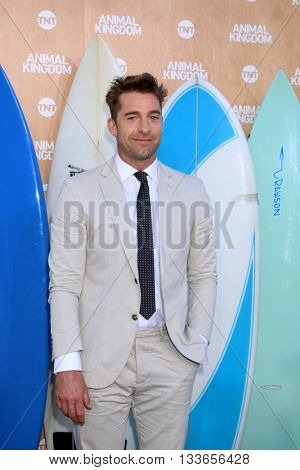 LOS ANGELES - JUN 8:  Scott Speedman at the Animal Kingdom Premiere Screening at the The Rose Room on June 8, 2016 in Venice Beach, CA