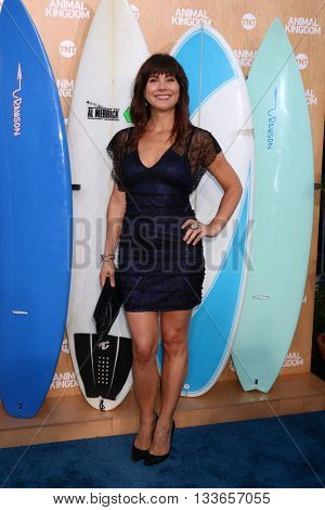 LOS ANGELES - JUN 8:  Moniqua Plante at the Animal Kingdom Premiere Screening at the The Rose Room on June 8, 2016 in Venice Beach, CA