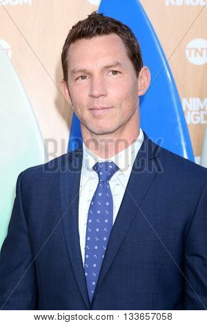 LOS ANGELES - JUN 8:  Shawn Hatosy at the Animal Kingdom Premiere Screening at the The Rose Room on June 8, 2016 in Venice Beach, CA