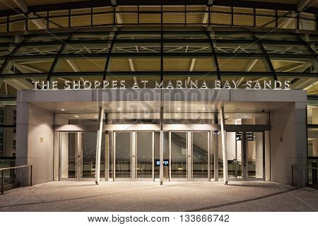 The Shoppes, Singapore