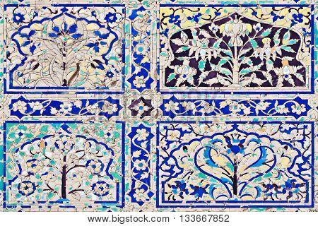 Mosaic, India