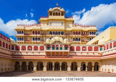 City Palace In Jaipur
