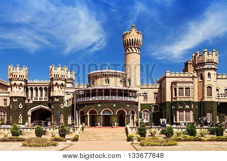 Bangalore Palace Bangalore Karnataka state in India