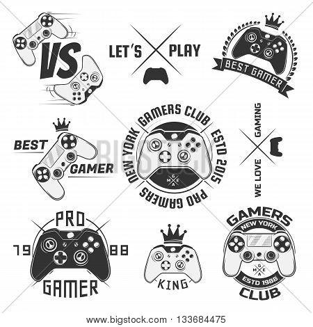 Gamepad Icons