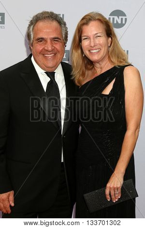 LOS ANGELES - JUN 9:  Jim Gianopulos, Ann Gianopulos at the American Film Institute 44th Life Achievement Award Gala Tribute to John Williams at the Dolby Theater on June 9, 2016 in Los Angeles, CA