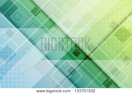 Banner Or Abstract Background With Square Pattern.