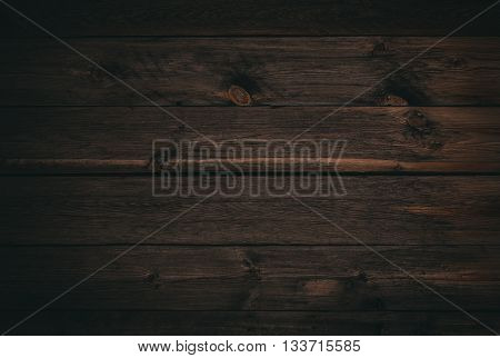 dark wood pine board use for background