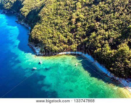 Coast Near Budva, Montenegro