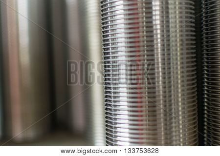 Metal Pipe Stainless
