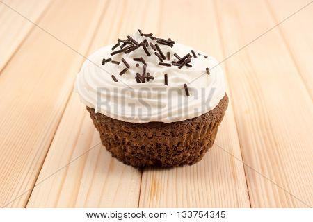 Sweet Chocolate Crumbs