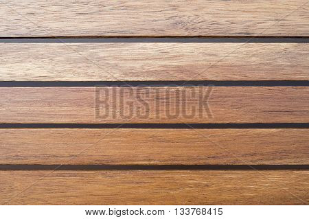 Texture of vintage lath wood background closeup