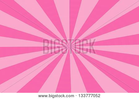 abstract pink starburst background -  for design
