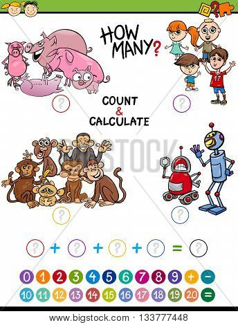 Mathematical Activity For Children