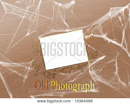 Old Photo Holder