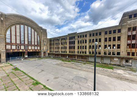 Buffalo Central Terminal - New York