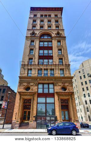 Dun Building - Buffalo, New York