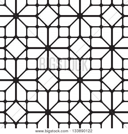 Simless Cubic Pattern