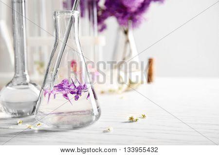 Process of making perfumes