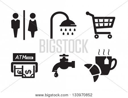 Public pictograms
