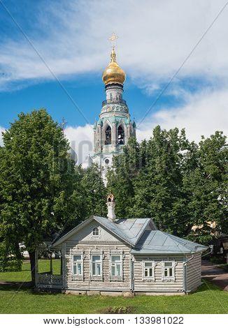 Architecture Of Vologda
