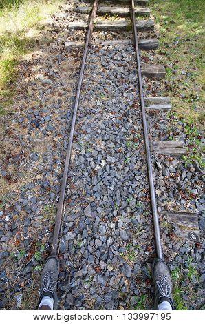 Step On Old Narrow-gauge Railways