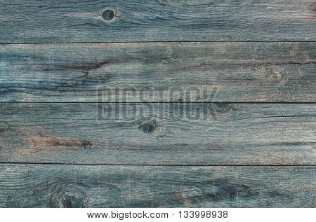 Old, vintage, worn, cracked, worn boards. Close-up.