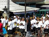 Balinese Cremation Ceremony