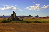 Shiprock Monument poster