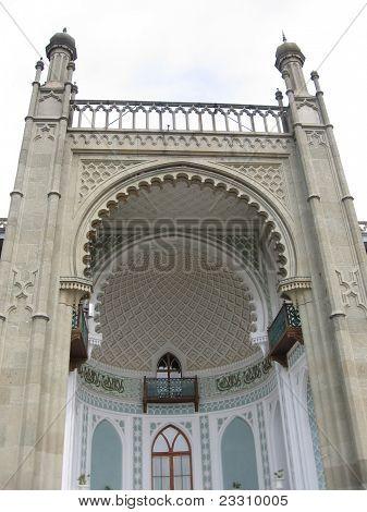 Arc of Vorontsov's Palace