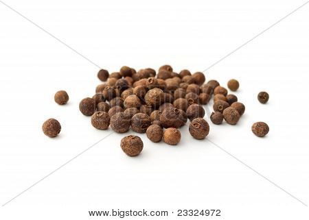 Pile Of Peppercorns