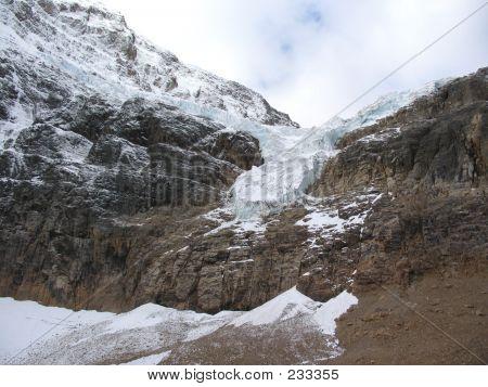 24a Angel Glacier  Jasper National Park Alberta Canada