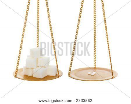 Sugar Vs Sweetener