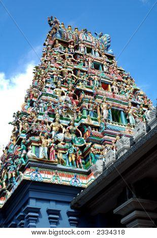 Sri Mariamman Temple Singapore