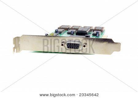 VGA Monitor Controller