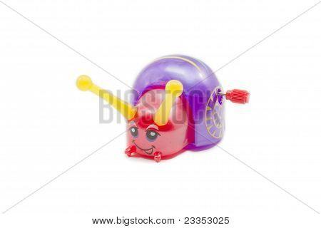 Wind Up Snail