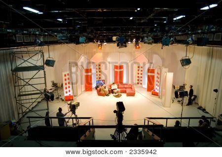 Tv Studio 08