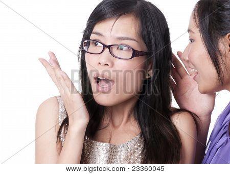 Suprised To Hear Secret