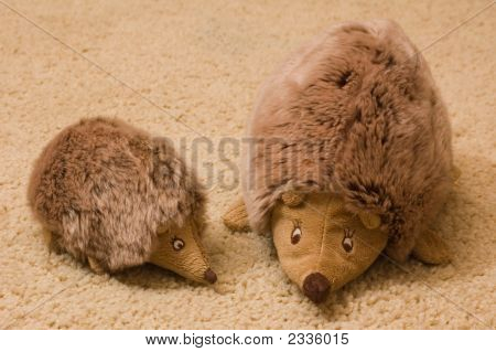 Toy Hedgehogs