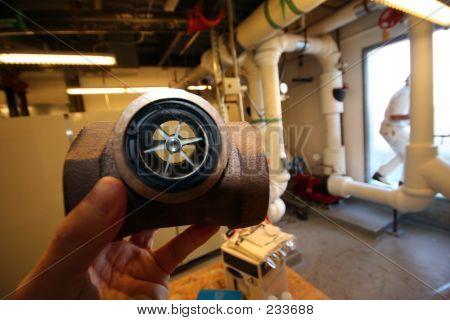 Hvac Flow Meter