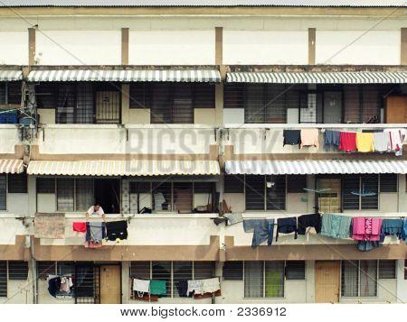 Jelatek Lost Cost Housing Malaysia