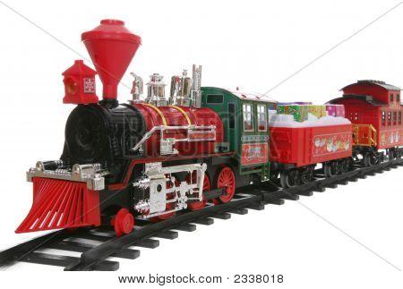 Tren de la Navidad