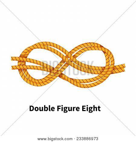 Double Figure Eight Sea Knot
